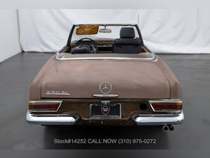 1965 Mercedes-Benz 230SL For Sale (picture 3 of 12)