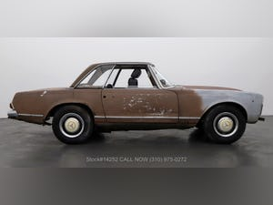 1965 Mercedes-Benz 230SL For Sale (picture 7 of 12)