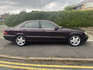 2000 Mercedes s55 amg 5.4 v8 classic very rare car For Sale (picture 2 of 12)