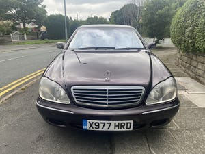 2000 Mercedes s55 amg 5.4 v8 classic very rare car For Sale (picture 3 of 12)