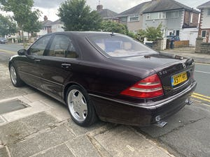 2000 Mercedes s55 amg 5.4 v8 classic very rare car For Sale (picture 7 of 12)