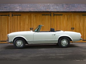 1965 230 SL Pagoda RHD For Sale (picture 1 of 10)