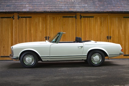Picture of 1965 230 SL Pagoda RHD For Sale
