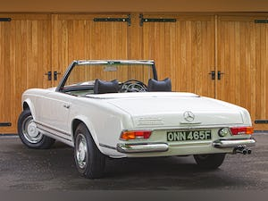 1965 230 SL Pagoda RHD For Sale (picture 3 of 10)
