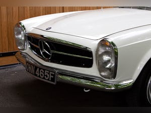1965 230 SL Pagoda RHD For Sale (picture 10 of 10)