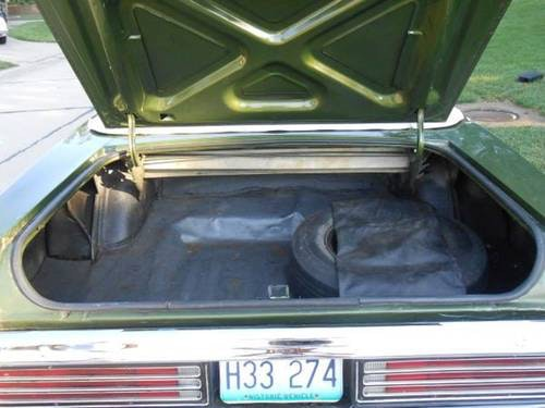 1972 Mercury Cougar Convertible For Sale (picture 5 of 6)