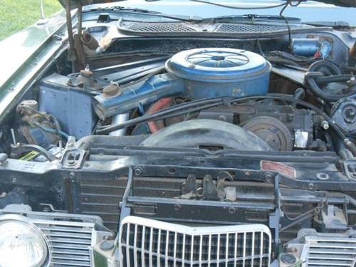 1972 Mercury Cougar Convertible For Sale (picture 6 of 6)