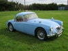 Picture of 3699 1962 MGA 1600 MK II COUPE. MULTIPLE CONCOURS WINNER SOLD