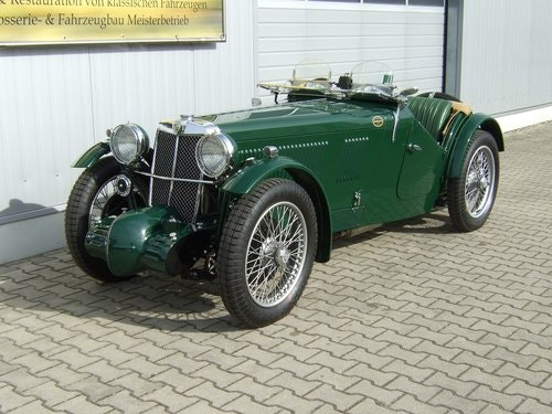 1931 MG F-Type Magna Supercharged Sports For Sale (picture 1 of 6)