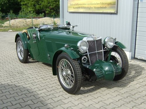 1931 MG F-Type Magna Supercharged Sports For Sale (picture 2 of 6)