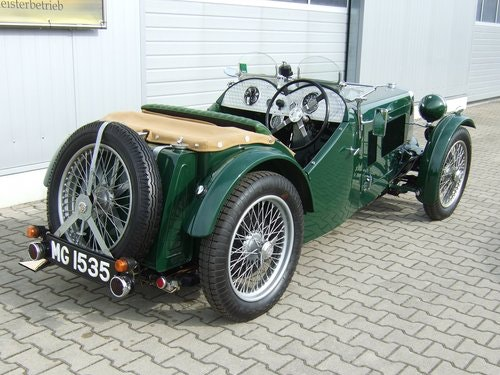 1931 MG F-Type Magna Supercharged Sports For Sale (picture 3 of 6)