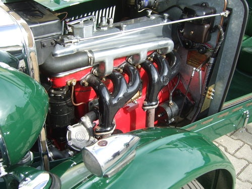 1931 MG F-Type Magna Supercharged Sports For Sale (picture 5 of 6)