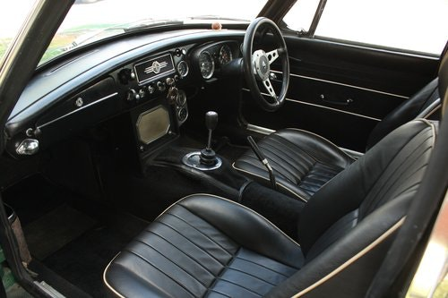 1967 MGB GT MK1 - One previous owner!  MGBGT MG BGT  SOLD (picture 4 of 6)