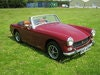 Picture of 1974 MG MIDGET MK3. ROUND WHEEL ARCH MODEL. 1275CC. SOLD