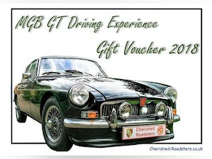 Stunning Historic MGB GT - Classic MGB Gift Vouchers For Sale (picture 2 of 6)
