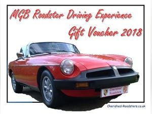 Stunning Historic MGB GT - Classic MGB Gift Vouchers For Sale (picture 4 of 6)