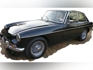 Stunning Historic MGB GT - Classic MGB Gift Vouchers For Sale (picture 6 of 6)