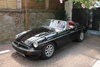 Picture of MGB CONVERTIBLE , 1979 , I PREVIOUS OWNER , 86,000 MILES SOLD