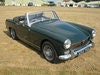 Picture of 1971 MG MIDGET MK3. 1275CC. BRITISH RACING GREEN. SOLD