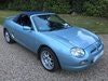Picture of 2000 MGF 1.8i SE Roadster in Wedgewood Blue  SOLD