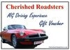 Picture of  Classic Car Gift Vouchers - Stunning MGs For Sale