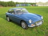 Picture of 1966 MGB GT. MINERAL BLUE. VERY EARLY GT BUILT IN 1965. SOLD