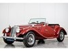 Picture of 1955 MG T-Type 1500 TF Midget