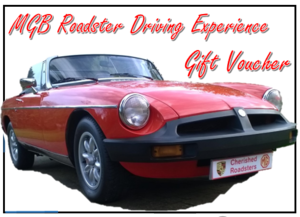 Picture of Classic Car Gift Vouchers For Sale