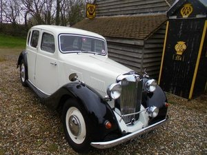 Picture of 1953 MG YA Six Light Sports Saloon. SOLD