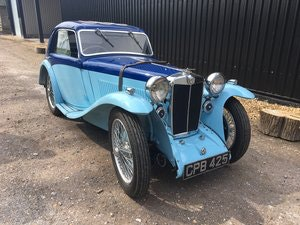 Picture of 1934 MG PA Airline Coupe - Reserved SOLD
