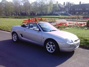 Picture of 2001 MG F STEPOTRONIC  AUTO  IN OUTSTANDING CONDITION For Sale
