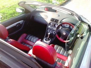 2001 MG F STEPOTRONIC  AUTO  IN OUTSTANDING CONDITION For Sale (picture 3 of 6)