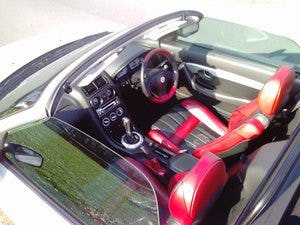 2001 MG F STEPOTRONIC  AUTO  IN OUTSTANDING CONDITION For Sale (picture 4 of 6)