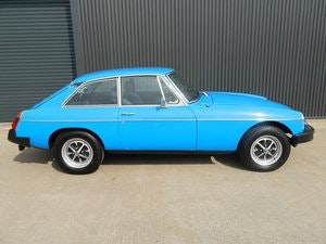Picture of 1982 MG MGB 1.8 GT For Sale