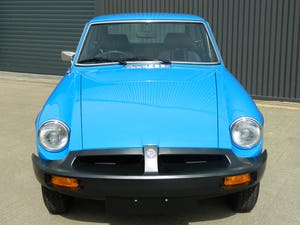 1982 MG MGB 1.8 GT For Sale (picture 2 of 6)