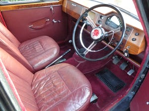 1957 A FULLY REBUILT, LOW MILEAGE, MG MAGNETTE ZB WITH FEW OWNERS For Sale (picture 5 of 6)