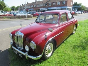 Picture of 1955 MG Magnette 1.8 SOLD