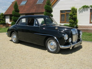 Picture of 1955 MG MAGNETTE ZA. FACTORY BLACK. 98,000 MILES. SOLD