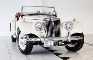 Picture of 1954 MGTF 1250 Just Stunning!