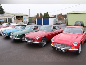 40 Classic MGs FOR SALE, MGOC RECOMMENDED SHOWROOM For Sale (picture 1 of 6)
