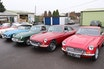 40 Classic MGs FOR SALE, MGOC RECOMMENDED SHOWROOM