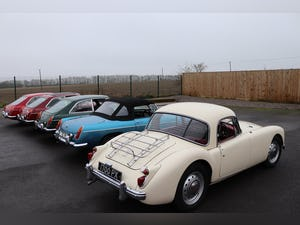 40 Classic MGs FOR SALE, MGOC RECOMMENDED SHOWROOM For Sale (picture 2 of 6)