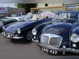 40 Classic MGs FOR SALE, MGOC RECOMMENDED SHOWROOM For Sale (picture 4 of 6)