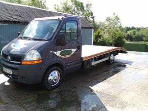 1969 RECOVERY TRUCK AVAILABLE FOR EXCHANGE WITH CLASSIC CAR For Sale (picture 5 of 6)