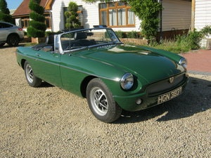 Picture of 1979 MGB  SOLD