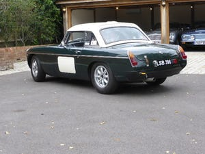 1964 MGB Roadster For Sale (picture 3 of 6)