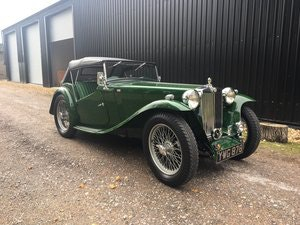 Picture of 1947 MG TC – Presented to Concours standard SOLD