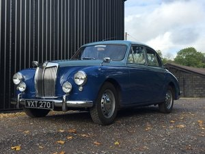 Picture of 1958 MG Magnette ZB Varitone SOLD