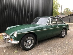 Picture of RESERVED 1968 MGB GT - Rebuilt with Heritage Bodyshell SOLD