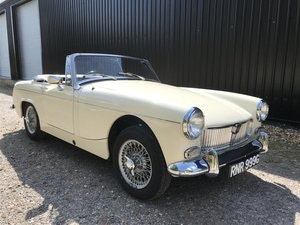 Picture of 1969 MG Midget Mklll (pre-face lift model) SOLD